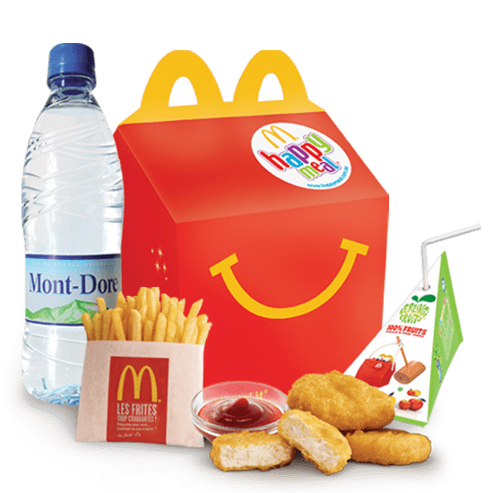 Happy meal Nuggets