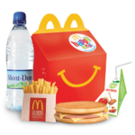 happy meal McDo