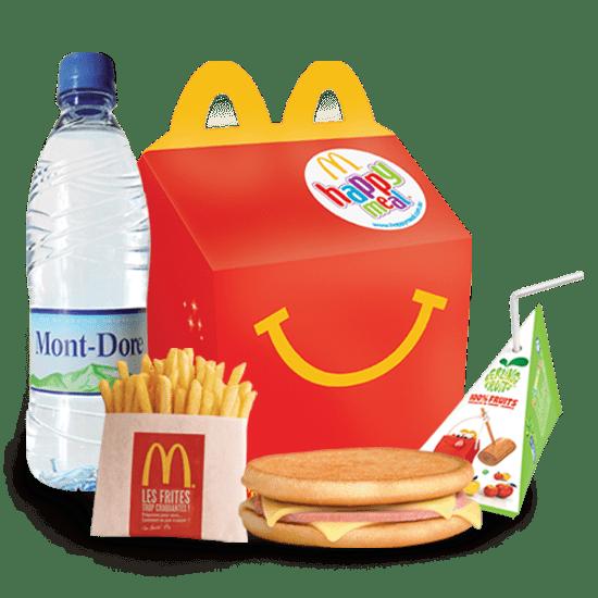 happy meal McDo