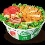 salade chicken
